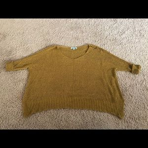 One size boutique sweater